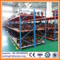 Dismountable and adjustable warehouse storage medium duty rack Manufactures