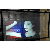 Holographic Projection Foil Transparent Rear Projection Screen Film Manufactures
