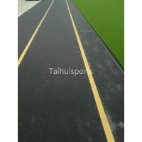 China Sports Flooring Shock Pad Foam Underlay For Fake Grass Water Proof wholesale