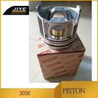 hino j05e engine parts japanes cylinder piston for J05E J08E truck engine parts Manufactures