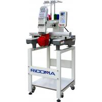 China Compact home embroidery machine with 6 needles 1 head wholesale