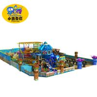 Commercial Soft Play Equipment , Customized Children Indoor Soft Play Structures