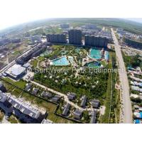 China Heilongjiang  Wave Pool Water Slide  Water Park Equipment ISO 9001 Certification Manufactures