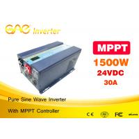 2000w 24vdc Grid Solar PV Inverter Dc To Ac  For Home And Solar System Inverter Manufactures