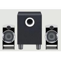 Home theater system 2.1 Wooden Speaker With Bluetooth For Computer Manufactures