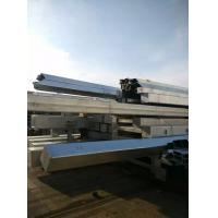 Hot - Dip Galvanized Galvanized Steel Frame