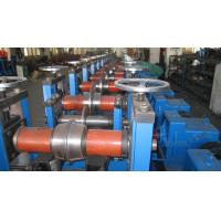 Buy cheap Fully Automatic Metal Cold Roll Forming Machine With 14 - 18 Steps from wholesalers