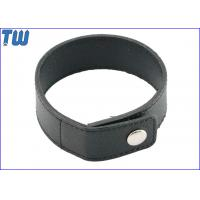 PU Leather Wristband 64GB USB Memory Drive Buckle connected Long Stick Manufactures