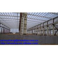 China Fabricated Structural Steel Warehouse-Prefabricated Steel Warehouse wholesale