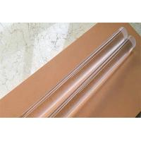 Clear Quartz Glass Rod/Fused Opaque Quartz Rod/different specification Manufactures