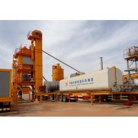 80T Storage Bin 160tph Batch Type Hot Mix Plant , Mobile Batching Plant 8 Units Manufactures