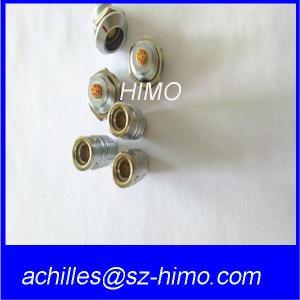 wholesale LEMO 0K series 7-pin IP68 waterproof connector Manufactures