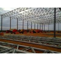 China Customized Electric galvanized steel framed structure building engineering rust proof wholesale