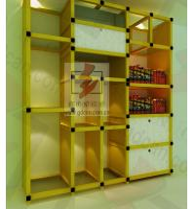 China Decorations Cardboard Shelving Unit , Cardboard Box Furniture wholesale