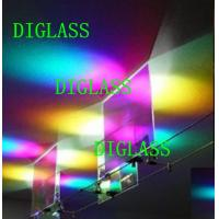 China Large Size Dichroic Glass Sheet/Dichroic Glass/Laminated Dichroic Glass on sale