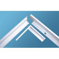 China High Performance Aluminium Extrusion Channel Profiles ISO9001 Certification on sale