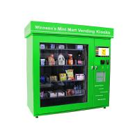 CE Automatic Vending Kiosk , Retial Kiosk Solutions for Selling Different Package Size Goods Manufactures