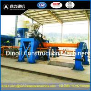 Buy cheap China Horizontal cement pipe making machine from wholesalers