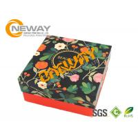 Printed Packaging Boxes , Red  Printing Gift Packing Box, Gift Packaging Box Cheap Price Manufactures
