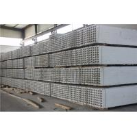Commercial Building Lightweight Wall Panels Replacement for Blocks and Bricks Manufactures