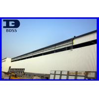 Low Cost Wide Long Span Steel Structures For Workshop Construction Environental Manufactures