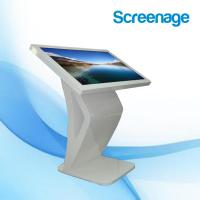 42 inch Interactive Commercial Touch Screen Advertising Kiosk with 4G/Wi-Fi network Manufactures