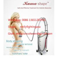 body sculpting liposuction therapy cellulite RF Kuma shape/ Body Cavitation Vacuum Shaping/ laser slimming Manufactures