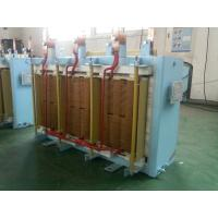China High Voltage Amorphous Alloy Power Distribution Transformers , Shell Type on sale