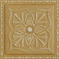 Classic style Square shape 3D TV background Moisture-proof living room wall tiles Manufactures