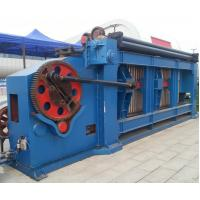 China Automatic Gabion Mesh Machine For Galvanized And PVC Coated Wire wholesale