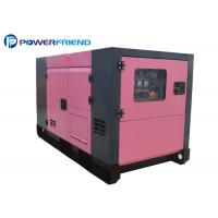 Buy cheap 3 Phase Denyo Type Design 15KVA 12kw Diesel Generator Set with Fawde Engine from wholesalers