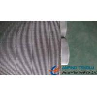 China 100*800Mesh Stainless Steel Plain Dutch Filter Cloth, Excellent Filtration on sale