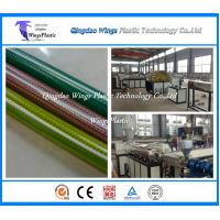 Buy cheap Plastic PVC Materials Fiber Reinforced Hose Production Line from wholesalers