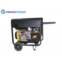 Buy cheap 6kw 6KVA Portable Open Type Generator Single Cylinder With 190F Engine from wholesalers