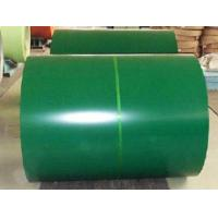 China Prepainted Galvalume Steel Coils Bright Mass Dull Surface 1200mm 1219mm 1220 mm on sale