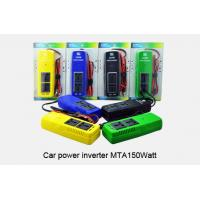 China 150W car inverter Power Converter USB DC 12V to AC 220V Power Inverter Adapter with USB Ch on sale