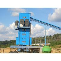 China Exported to Congo HL90-2F1500L concrete batching plant for hydropower project with advanced aggregate cooling system on sale
