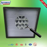 China H13 H14 Replacement Air Filters Fiberglass Hepa Air Conditioner Filters on sale