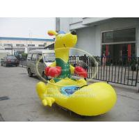 China 2012 Inflatable Battery Car,FwuLong Exciting Electric Car wholesale