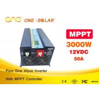 Single Phase Solar PV Inverter DC To Ac Pure Sine Wave 1000w 2000w 3000w