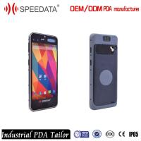 5.5 inch Touch Capacitive Screen 10mm Thickness Android 5.1 ISO7816 ID-1 Smart  IC Card Reader Manufactures
