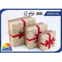 Quality Square Full Color Printing Cardboard Paper Packaging Box for Gift or Chocolate for sale