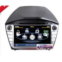 China Hyundai ix35,hyundai ix35 navigation dvd,Car Stereo DVD for Hyundai ix35 GPS Satnav Naviga on sale