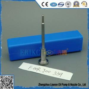 Bosch F ooR J00 339 control piston valve F00RJ00339 for diesel engine fuel injector 0445120007 valve F00R J00 339 Manufactures