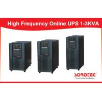 DSP Technology High Frequency Online UPS 10-20KVA with Pure Sine Wave , Digital Control Manufactures