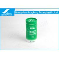 Round Cylinder Cosmetic Packaging Cardboard Gift Boxes With CMYK Printing Manufactures