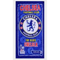 Flage Sports Cooling Towels Chelsea Navy Football Club Beach Towels
