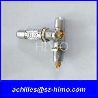 China 2B 5pin lemo solder pin configuration for time code connection wholesale