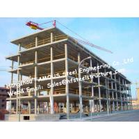 AS/NZS Grade 250 Grade 300 Welded Beam Customized Design For Steel Building Project Manufactures