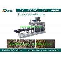 Darin Various shapes Cat Feed Pellet Extruder machinery Fully stainless steel 304